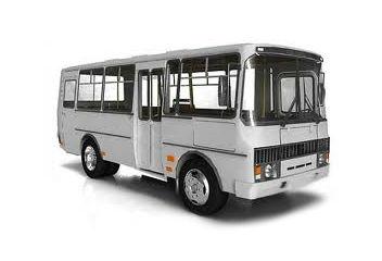 Катафальный автобус ПАЗ