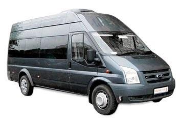 Ритуальный автобусФорд Транзит