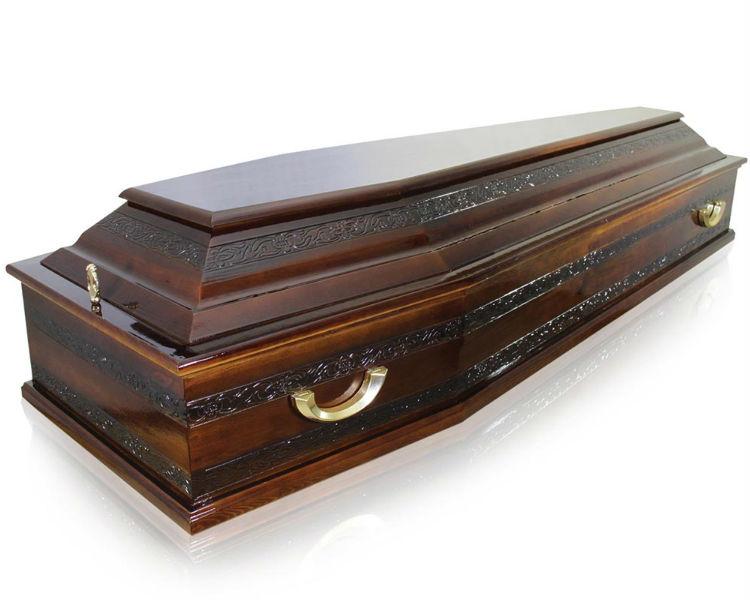 Гроб Узорный-2