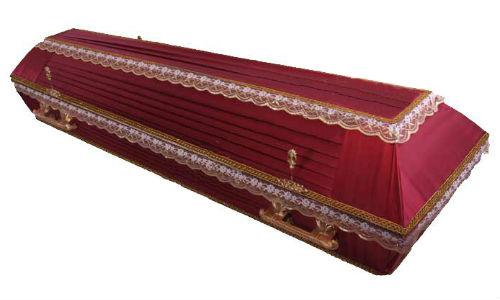 Гроб Траур как на фото