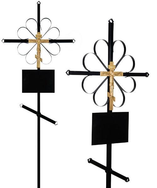 Крест металл №1 Стандарт
