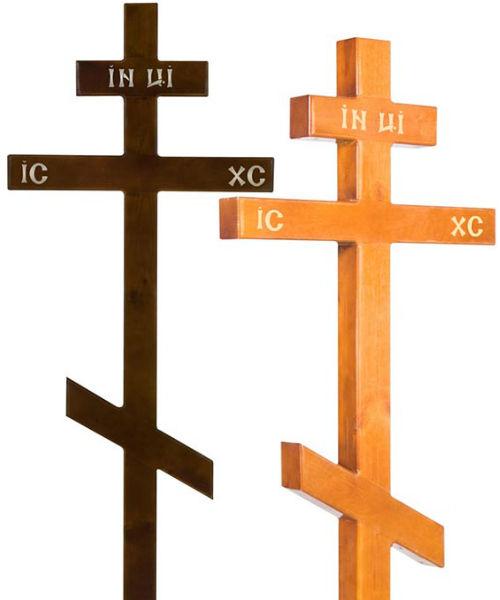 Крест сосна 100*100