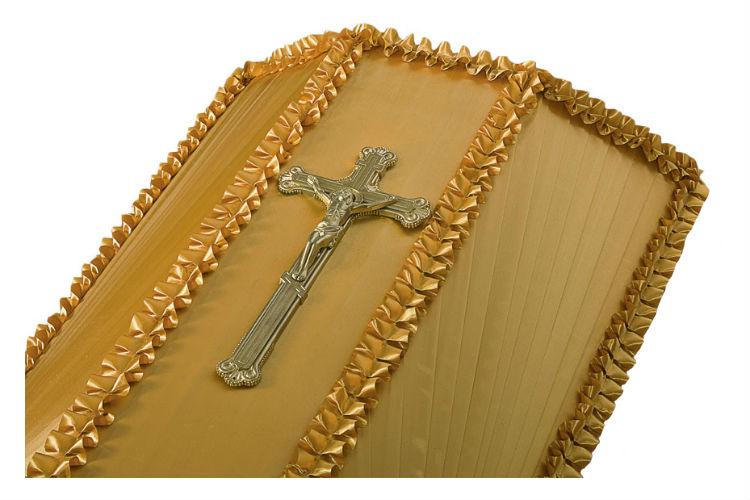 Крест на крышку гроба большой