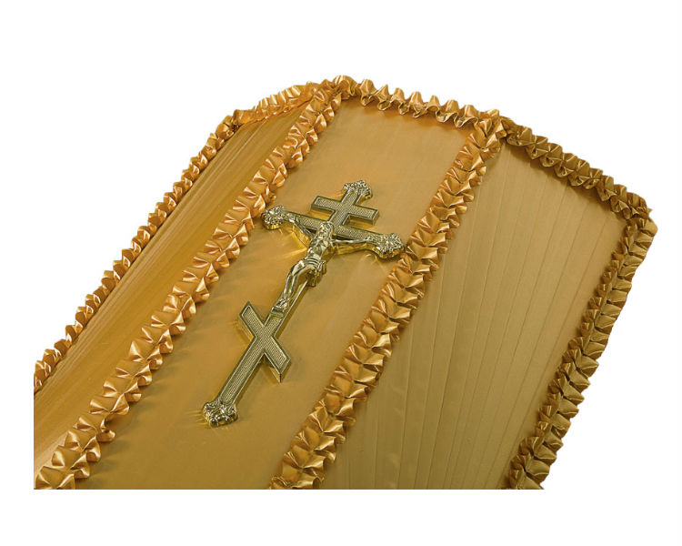 Кресты на крышку гроба