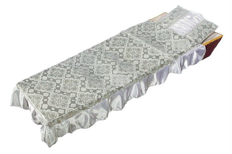 Комплект Купеческий, серебро